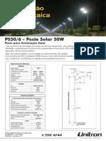 Poste Solar