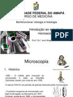 FUNDAMENTOS DA MICROSCOPIA