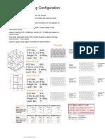 Change of Packing Configuration J&J Lids