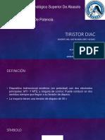 Tiristor DIAC