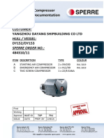 Bc63kb8a Dy152_153 Vendor Drawing n001 Air Compressors Sperre