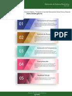 Características de las TIC's en la Administración Pública