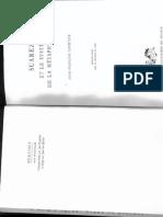 Jean-Francois Courtine - Suarez Et Le Systeme de La Metaphysique (Epimethee) (1990, Presses Universitaires de France)