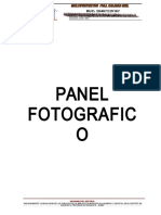 Panel Fotografico