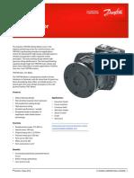 Motor Danfoss TMTHW 800