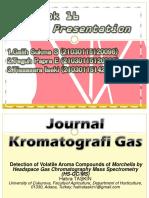 Kelompok 16_Jurnal Kromatografi Gas