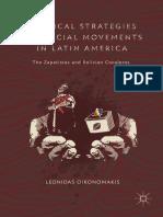 Leonidas Oikonomakis - Political Strategies and Social Movements in Latin America.The Zapatistas and Bolivian Cocaleros. (2018, Palgrave Macmillan).pdf