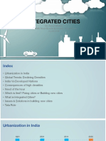 Integrated cities by TATA Steel Special Economic Zone Limited