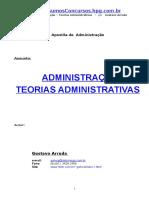 146377232 Adm TeoriasAdmi Gustavo Arruda
