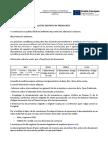 Llistats definitius de preinscrits per obtindre la Certificació Profesional de Bomber Forestal 2018