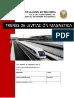 Trenes de Levitación Magnetica_tv661_h Con Capacidad y Velocidad