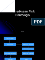 Pemeriksaan Fisik Neurologis