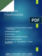 Ligações Parafusadas - Estruturas Metálicas