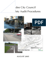 Road Safety Audit Procedures