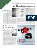 articolo unità Luigi Ghirri