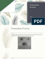 Pemisahan Protein 2
