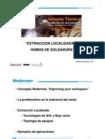 Extraccion Localizada de Humos de Soldadura