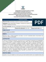 Plano de Curso Introducao a Libras No Contexto Universitario 2018