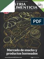 Revista Industria Alimenticia Agosto 2017- No 28-08