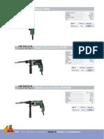 Ficha Tecnica y Catalogo