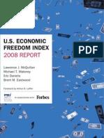 20080909 Economic Freedom Index 2008