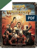 Manual - Lords of Waterdeep
