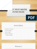 Sat Test Math