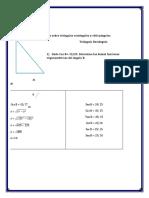 Trigonometria Esferica Tarea 2