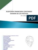 CONTENIDO VII,VIII Y IX EXAMEN DE LOS PASIVOS.pptx