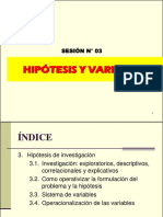 2sesion-Hipotesis y Variables