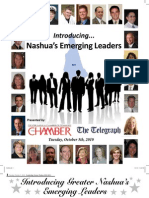 Greater Nashua Leadership Class