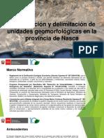 GEOMORFOLOGIA PROVINCIA DE NASCA