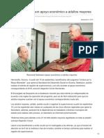 06-09-2018-Renovará Sedesson apoyo económico a adultos mayores - OpinionSonora