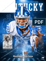 Kentucky vs. Mississippi State Preview