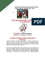 Programación del Secretariado Pastoral de la Salud 2018 2019.pdf