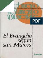schnackenburg, rudolf - el evangelio segun san marcos 01.pdf