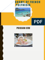 Gastronomy of French Polynesia