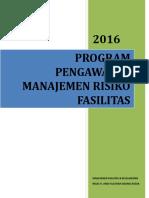 2 Program Pengawasan Manajemen Risiko