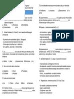 Clase Psicologia Tarde Afectos - 04 de Octubre.