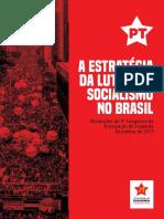 AE - A estratégia da luta pelo socialismo no Brasil