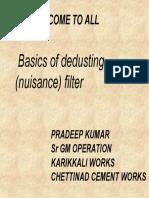 Bag Operation Filter