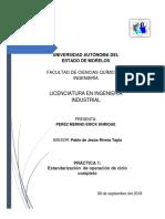 Practica 1 Estandarizacion de Operacion de Ciclo Completo