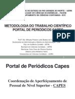 Plataforma Capes(Slide)