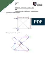 Analisis Matricial Metodo de Flexibilidades
