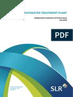 Slr Wastewater Treatment Plant Btf Reportcc