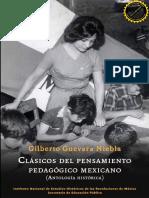 clásicos del pensamiento pedagógico mexicano JI.pdf