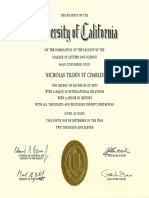 UCD Diploma