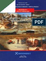 G-006-Boletin Beneficio Economico Minerales Auriferos