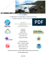 Culebra Watershed Action Plan