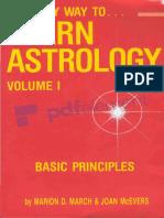 Aprenda Astrología, 6 Tomos